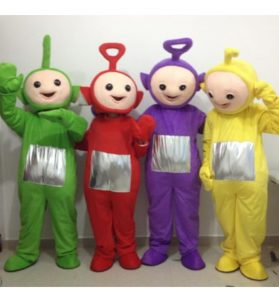 Mad Monday Mascot Costume